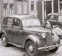 Another small Austin, in Utrecht.