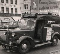 An Austin FL1 van