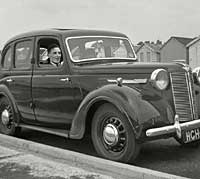 1945 Austin 10 GS1