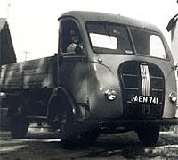 Austin K8 dropside truck