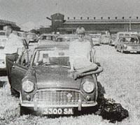 Austin Mini Mk1 Deluxe