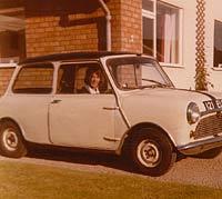 1962 Mini Mk1