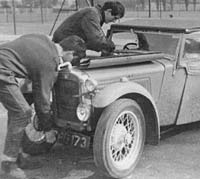 1937 Austin Nippy