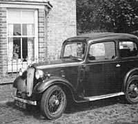Another mid-1930s Austin Ruby
