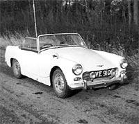 Austin-Healey Sprite Mk2
