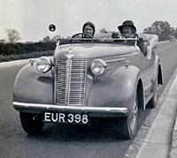 Austin four-seat tourer