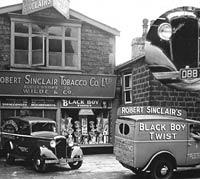 Two pre-war Bedford ASYC vans