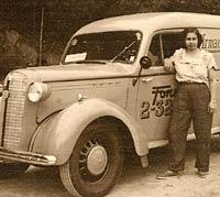 Bedford PC Van in Brazil