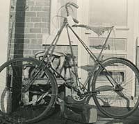 Dursley Pedersen bicycle