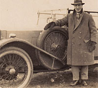 Photo of a 1920s Bignan