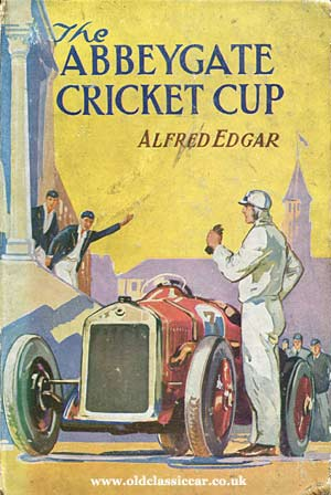 The Abbeygate Cricket Cup