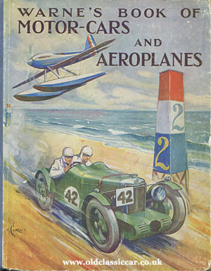 Warne's Book of Motor-Cars and Aeroplanes