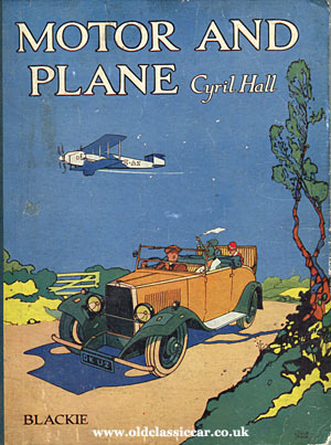 Motor and Plane, by Cyril Hall