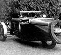 Rebuilt rear bodywork
