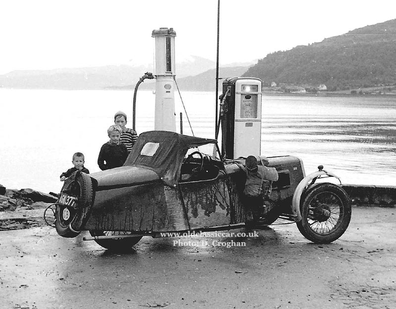 Bsa Three Wheeler Classic Cars