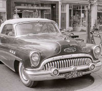 Buick Super photograph
