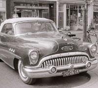 Buick Super photograph