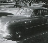 1949 Buick car