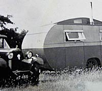1928 and the coachbuilt caravan