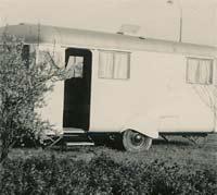 Mystery caravan