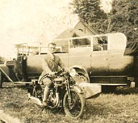 Mystery char-a-banc from 1928
