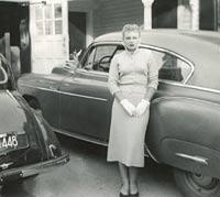 Chevrolet Fleetline from 1949