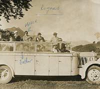 Citroen Type C 6 Long in Lourdes