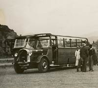 1934 Dennis Lancet with Glenton Tours