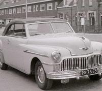 1949 Custom Convertible