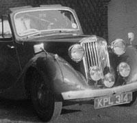 1946 Sunbeam-Talbot DHC
