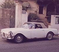 A Facel III in 1978