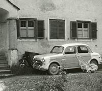 Fiat 1100-503 saloon