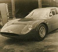 Fiat Abarth 1300 OT Periscopio in England