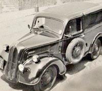 1953 van photo