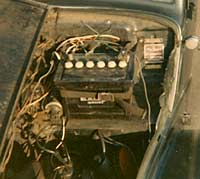 Ford Pop engine with Aquaplane parts
