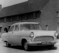 A 1958/1959 Consul