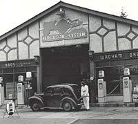 Wadham Brothers garage