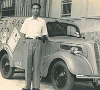 E494C Van in Malaysia