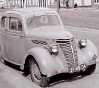 1930s Ford Eifel car