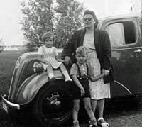 1950 Fordson van