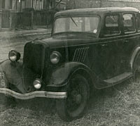 Ford Model Y 4 door