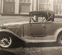 Ford Model A Standard Roadster