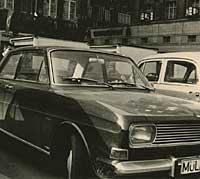 Ford Taunus P6 15M