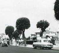 A Mk1 in Ryde, 1959