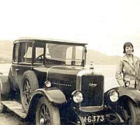 Another example of Galloway saloon car
