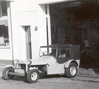 Opus HRF kit car