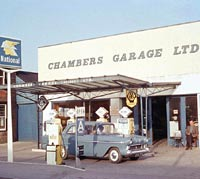 Vauxhall Victor at Chambers Garage in Selsey