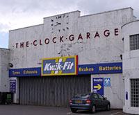 Old Garages Petrol Stations Vintage Dealerships And