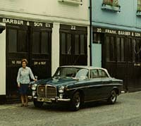 Rover P5B Coupe YMP 369H