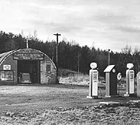 Arthur Watson's Garage 1930s/1940s